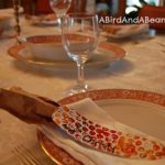 Indian Corn Thanksgiving Place Cards