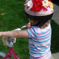 derby day bike helmet