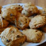 pumpkin chocholate chip cookies