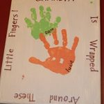 handprint canvas