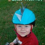 shark bike helmet