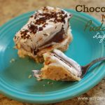 chocolate nut pudding layer bars {and a GIVEAWAY}