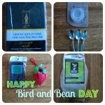 Happy Bird and Bean Day {AWESOME GIVEAWAY}