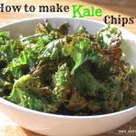 Kale Chips :: Super Snack
