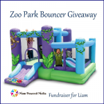 Zoo Bouncer Event {Giveaway}