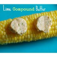 Chili Lime Compound Butter