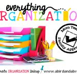 Everything Organization Blog Hop