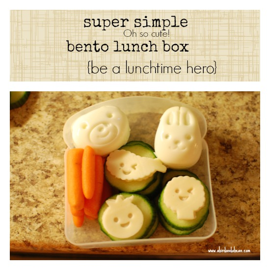 simple and cute packed bento lunches. Black Bedroom Furniture Sets. Home Design Ideas