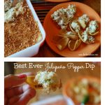 Best Ever Jalapeño Popper Dip