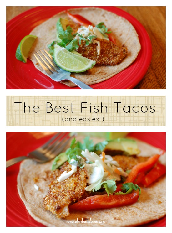 The best fish taco recipe ever for Making fish tacos