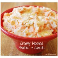 Creamy Mashed Potatoes and Carrots