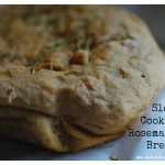 Slow Cooker Rosemary Bread
