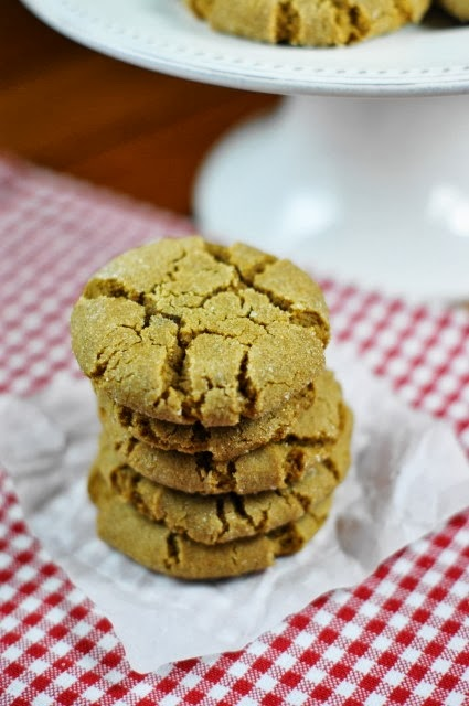 Molasses Crinkles 6