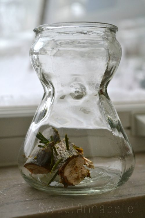 Learn How To Make Potpourri Aroma Jar For The Holidays with our simple tutorial!  This is a great choice for fresh clean scents from natural elements!