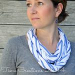 Braided Cowl Sewing Tutorial