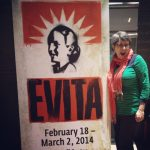 Evita at the Aronoff Center