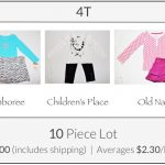 Kid's Consignment in Bulk and a Discount Code