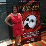 Phantom of the Opera @BroadwayCincy