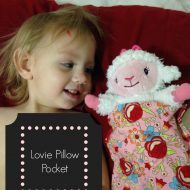 Lovie Pillow Pocket