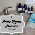 Kate Ryan Skincare {Giveaway}