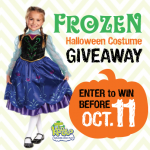 Frozen Costumes {Giveaway}