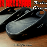 Oofos Footwear Review and Giveaway