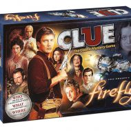 Win Firefly Clue and Yatzee