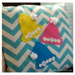 Simple DIY Throw Pillow Redo for Winter