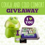 Cough and Cold Comfort Giveaway