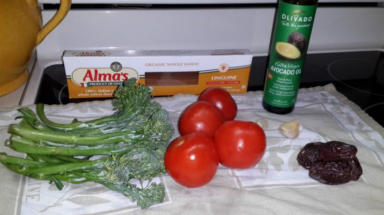 Calabrian broccolini ingredients