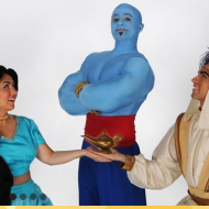 Aladdin Jr. at the Children's Theatre of Cincinnati {Giveaway}