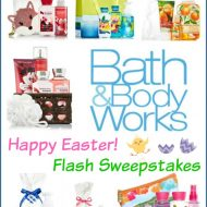 Bath and Body Works Easter Giveaway
