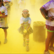 The Color Run 2015 Shine Tour