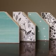 Silhouette Card Holder Project