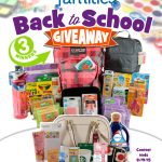 Big Back To School Giveaway
