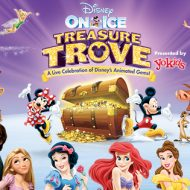 Disney on Ice presents Treasure Trove {Giveaway}