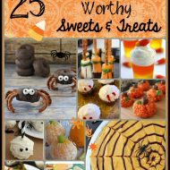 25 Halloween Party Sweets and Treats