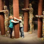 The Art of the Brick at the Cincinnati Museum Center