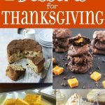 4 Awesome Non-Pie Desserts for Thanksgiving