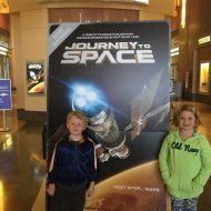 Journey to Space at the OMNIMAX