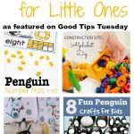 4 Winter Crafts for Little Ones