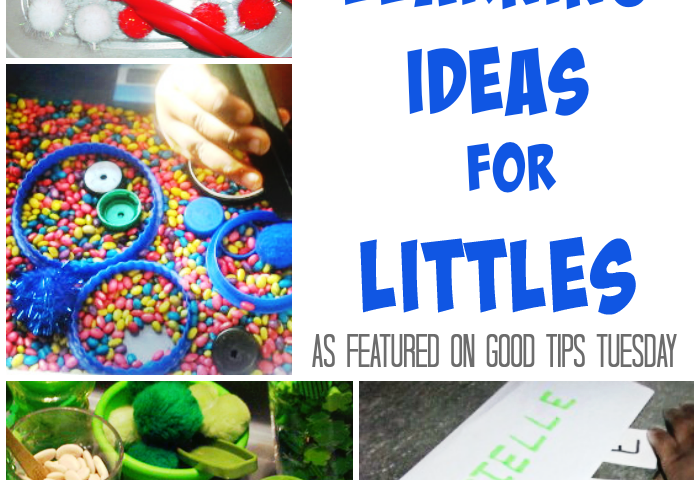 4 Fun Learning Ideas For Littles