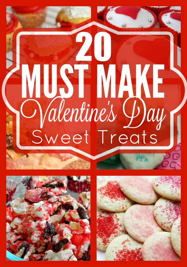 Valentines Day Treats like the ones on our list are just what you need to make it easy to enjoy a class party this year! Make these yummy treats this year!