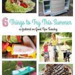 6 Things to Try This Summer