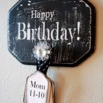 DIY Birthday Tracker: An Easy Way to Keep Track of All the Birthdays You Celebrate!