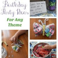 Simple Birthday Party Ideas For Any Theme