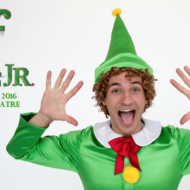 Elf The Musical Jr. at Cincinnati Children's Theatre {Giveaway}