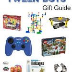 Best Ever Gift Guide for Tween Boys