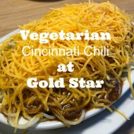 Try the Vegetarian Chili at Gold Star :: Giveaway