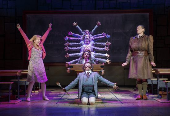 Matilda comes to Cincinnati Broadway